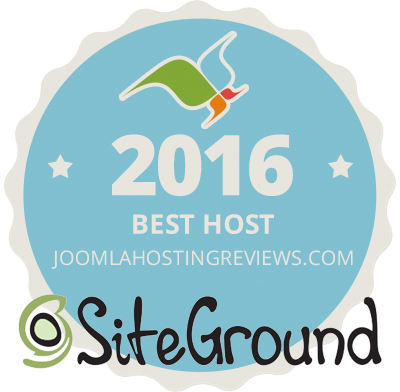 2016 best joomla host 400