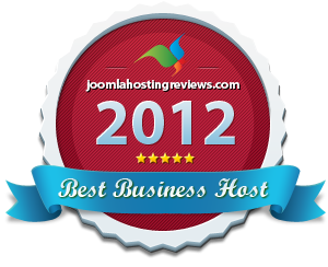 best-joomla-business-host-2012