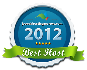 best-joomla-host-2012