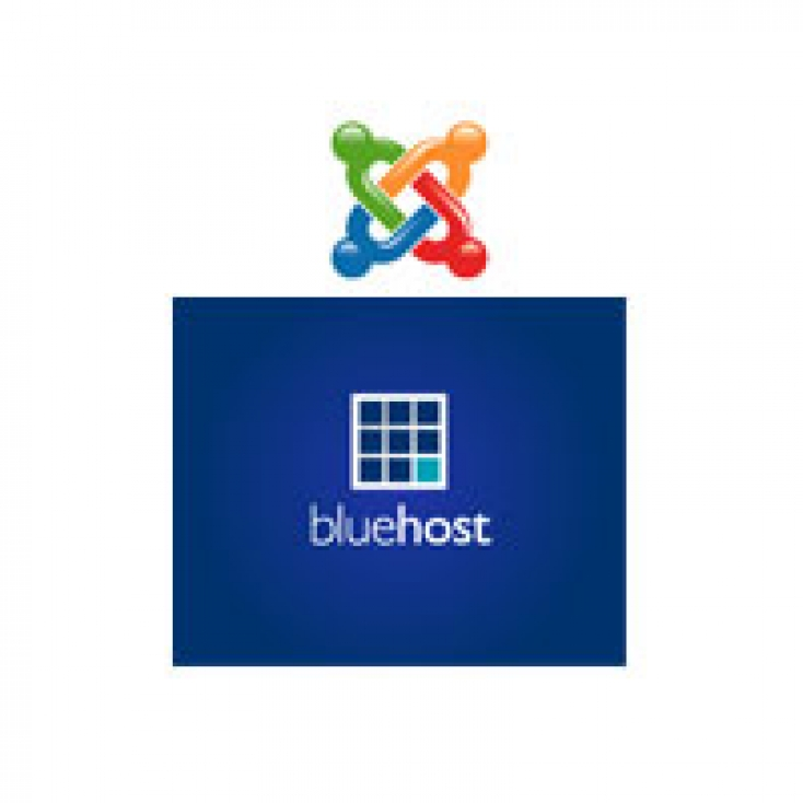 How to install Joomla at Bluehost