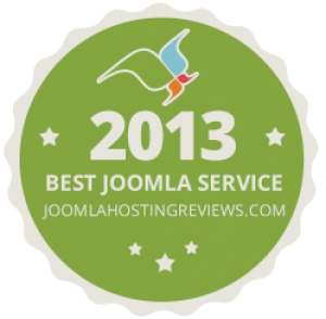 Best Joomla as a Service 2013 -- CloudAccess