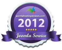Best Joomla as a Service 2012 -- CloudAccess