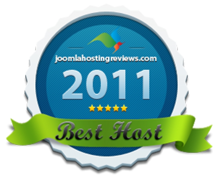 Host of the Year 2011 -- HostGator
