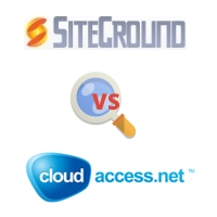 SiteGround vs CloudAccess
