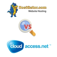 HostGator vs CloudAccess