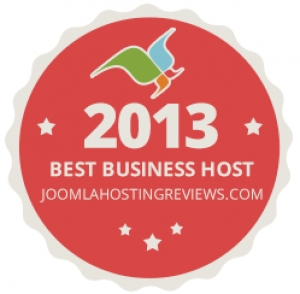 Best Business Hosting 2013