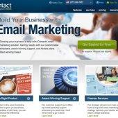 iContact Homepage