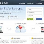 ZipCloud Homepage
