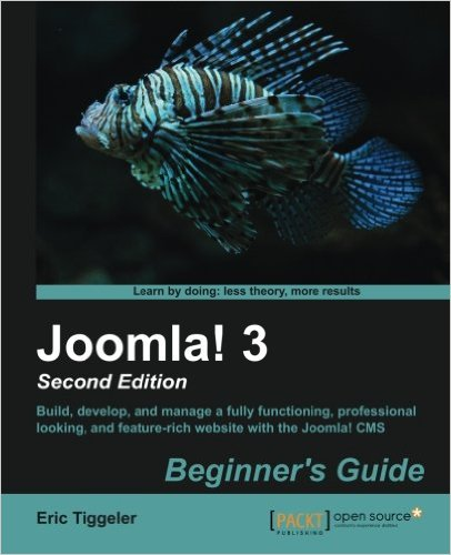 joomla 3 beginners guide 2nd ed