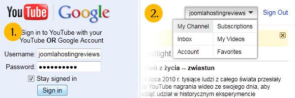 Using YouTube for Video in Joomla - Joomla & Youtube