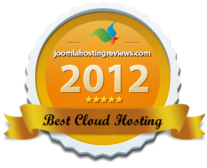 best-joomla-cloud-host-2012