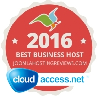 Best Business Hosting 2016 -- CloudAccess