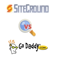 SiteGround vs Go Daddy