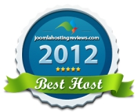 Host of the Year 2012 -- HostGator