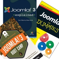 Joomla Beginner Book Roundup