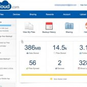 JustCloud Control Panel